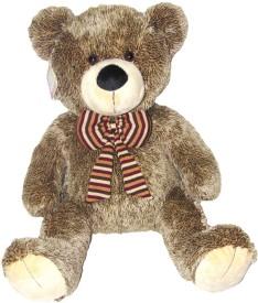 Play N Pets Sitting Cute Teddy Bear - 50 cm