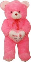 Oril Friendly Teddy Bear  - 36 Inch (Pink)