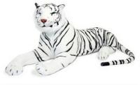 Ktkashish Toys Kashish Uniqe White Tiger 15 Inch  - 15 Inch (White)