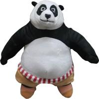 Tipi Tipi Tap Kung Fu Panda Soft Toy  - 30 Cm (Multicolor)