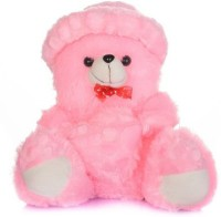 M Plus Soft Teddy Bear  - 20 Inch (Pink, Red)