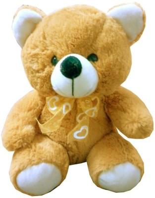 Play Toons Teddy Bear  - 10 Inch (Brown)
