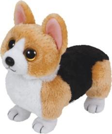Jungly World Otis-Corgi Brown Dog Reg - 6 inch