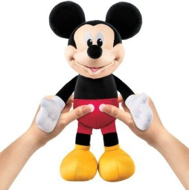 Fisher-Price Disney'S Mickey Mouse Silly Whistler Plush