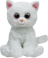 Jungly World BIANCA - White Cat  - 6 Inch (Multicolor)
