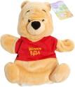 Disney Puppet - Winnie The Pooh  - 10 Inch - Orange, Red, Black