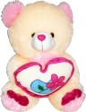 Ellisha's World Honey Bear Medium  - 18 Inch - Multicolor