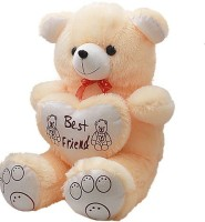 Ktkashish Toys Soft Cream Teddy Bear  - 20 Inch (Cream)