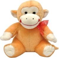 Joey Toys Honey Monkey  - 10 Inch (Brown)