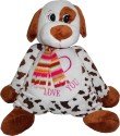 Play N Pets Animal Soft Toy - Dog  - 13.77 Inch - Multicolor