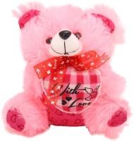 Arihant Online Pink Precious Teddy Bear  - 10 Inch (Pink)