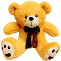 Play Toons Teddy Bear  - 10 Inch (Brown)