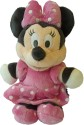 Disney Plush - Minnie Flopsies 14 Inches Non Electric Soft Toy  - 10 inch - Multicolor