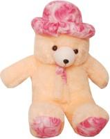 Oril Charming Teddy Bear  - 36 Inch (Peach)