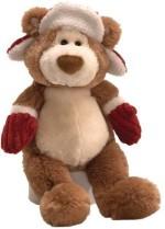 GUND Soft Toys GUND Winter Alfie Bear
