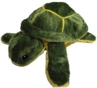 Turban Toys Soft Cute Tortoise Toy  - 8 Inch (Green)
