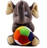 Tinytot Soft Toys Tinytot Elephant With Ball 1.65 mm
