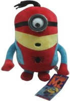 SILTASON SHAKTI MINION  - 33 Cm (Red & BLUE)