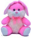 Joey Toys Honey Rabbit  - 10 Inch - Pink, Butter