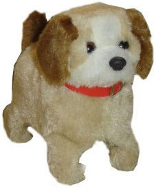 Lovely Jumping Dog - 6.5 inch