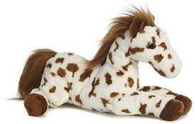 Aurora World Flopsie Horse/Scout Plush