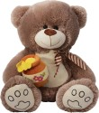 Dimpy Stuff Bear with Honey Pot - 18.89 inch: Stuffed Toy