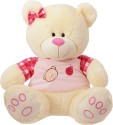 Dimpy Stuff Bear with 2 Colors T-shirt - 18.11 inch: Stuffed Toy