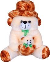 Kyro KYRO TEDDY BEAR 14 INCH SOFT TOY FOR KIDS  - 14 Inch (Off White)