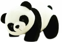 Atc Toys Panda Soft Toy - 26 Cm(White, Black)  - 26 Cm (White , Black)
