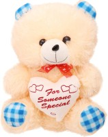 Arihant Online Blue Cute Teddy Bear  - 13 Inch (Blue)
