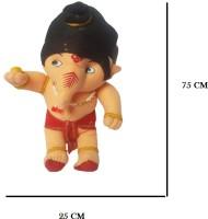 Ktkashish Toys Kashish Sweet Ganesha  - 28 Inch (Beige)
