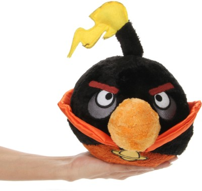Bomb Bird Space Angry Birds Space Fire Bomb
