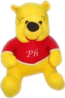 Imported Winne The Pooh Stuffed Toy A Beautiful Gift For Your Lovely Kids  - 19 Inch (Yellow)