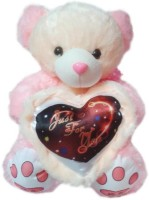 MFT Teddy Wishes Just For You W  - 20 Inch (Multicolor)