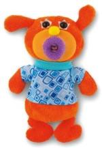 Fisher Price Soft Toys Fisher Price Mattel The Singamajigs Orange