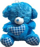 Kayaa Creations Teddy Bear  - 16 Inch (Blue)