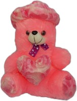 Jai Textiles Teddy Bear  - 18 Inch (Pink)