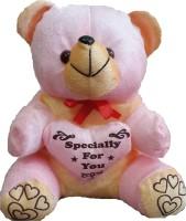 Ekku Teddy Bear  - 12 Inch (Pink)
