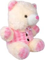 Prince Teddy Bear - 13 Inch (Pink)