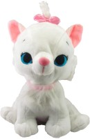 Tickles Cute Looking Hello Kitty  - 30 Cm (White)