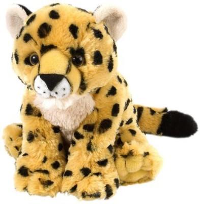 "Wild Republic Soft Toys Wild Republic Ckmini Cheetah Ba 8"" Animal Plush"