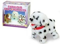 Fabulous Flip Over Pets Spot The Fabulous Flip Over Pet Dog (White)