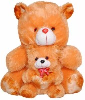 Ktkashish Toys Kashish Cute Bay With Brown Teddy Bear 25 Inch  - 25 (Brown)