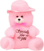 Arihant Online Pink Magnificient Teddy Bear  - 14 Inch (Pink)