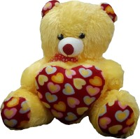 Ekku Teddy Bear  - 15 Inch (Yellow)
