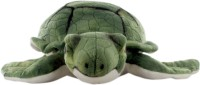 Hamleys Sunny Sea Turtle Soft Toy  - 7.9 Inch (Multicolor)
