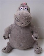 "Madagascar Soft Toys Madagascar Kohl'S Dreamworks Gloria The Hippo 11"""