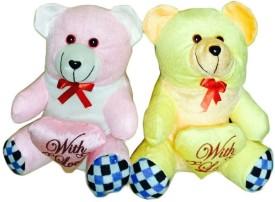 Rahul Toys Washable Soft Tedy - 25 cm