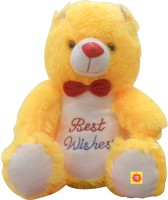 VTC Pt Big Teddy Bear  - 12 Inch (Yellow)