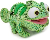 Pascal Disney Tangled The Chameleon Mini Bean Bag Plush Green (Green)